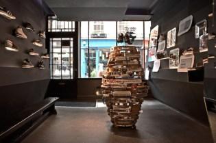 adidas Originals by Originals KZK Ian Brown Installation @ No.6
