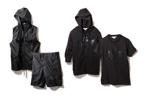 adidas Originals for VANQUISH Collection
