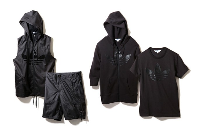adidas Originals for VANQUISH Collection