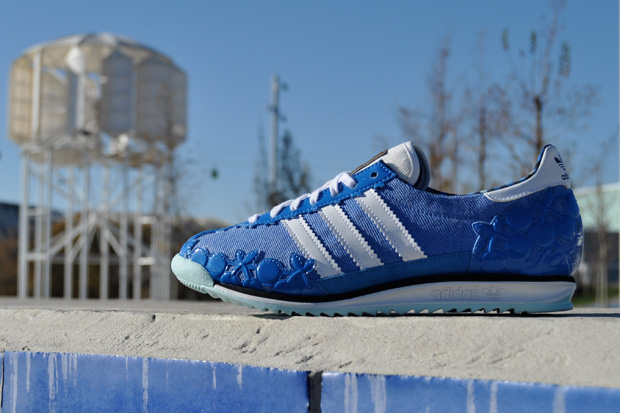 adidas Originals SL72 Bluebird