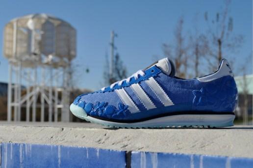 adidas Originals SL72 Bluebird