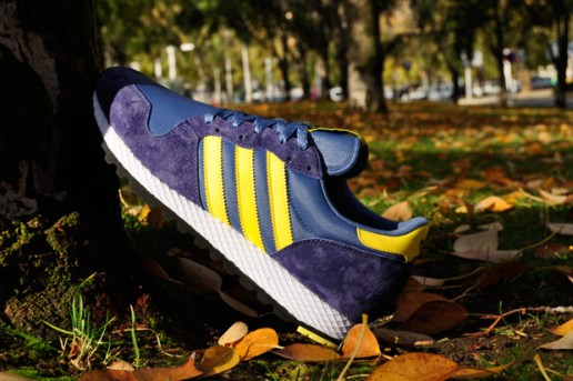 adidas Originals ZX 380 Ink Spirit/Fresh Lemon