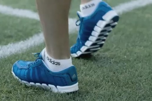 adidas Performance ClimaCool Ride Video featuring David Beckham