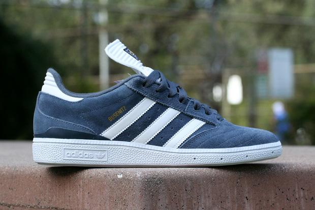 adidas Skate Busenitz Grey/White