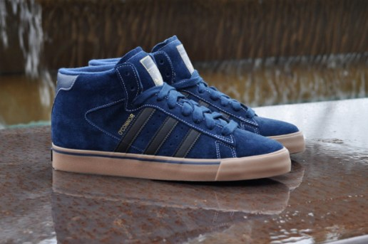 adidas Skateboarding Tim O'Connor Campus Vulc-Mid