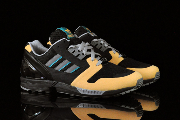adidas Originals ZX 8000 Black/Spark