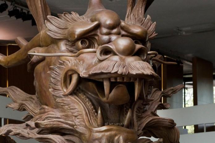 "Ai WeiWei ""Circle of Animals/Zodiac Heads"" Exhibition @ Pulitzer Fountain Recap"