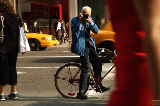 All the Rage: Before Cobra Snake or the Sartorialist, there was Bill Cunningham