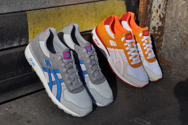 Asics 2011 Spring GT-II New Releases
