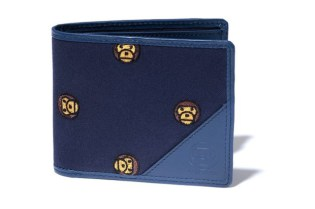 A Bathing Ape Baby Milo Wallet