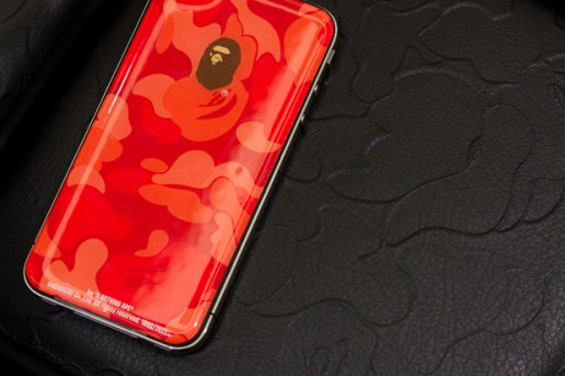 BAPE STORE Seoul Exclusive iPhone 4 Case