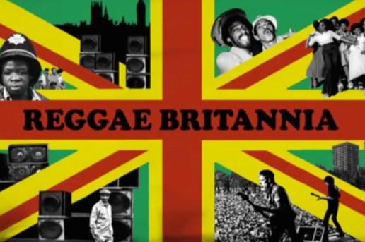 BBC Four: Reggae Britannia Documentary