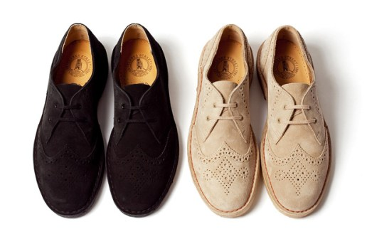 Beauty & Youth x Clarks Desert Khan