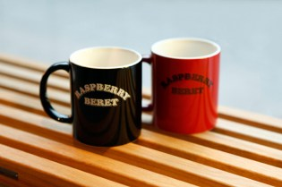 "BEDWIN & THE HEARTBREAKERS ""Raspberry Beret"" Mugs"