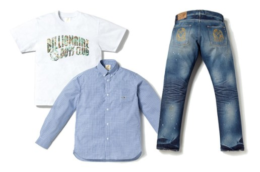 Billionaire Boys Club New Releases