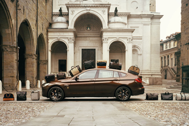 BMW 5 Series GT by Trussardi