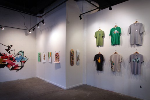 "Bodega x Greg Lamarche ""Pop-Up Shop"" @ The Fourth Wall Project"