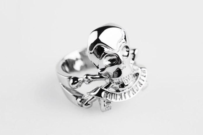 BOUNTY HUNTER Skull Ring