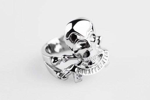 BOUNTY HUNTER Skull Ring