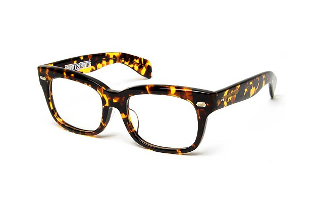 "BOUNTY HUNTER ""Tortoiseshell"" Sunglasses"