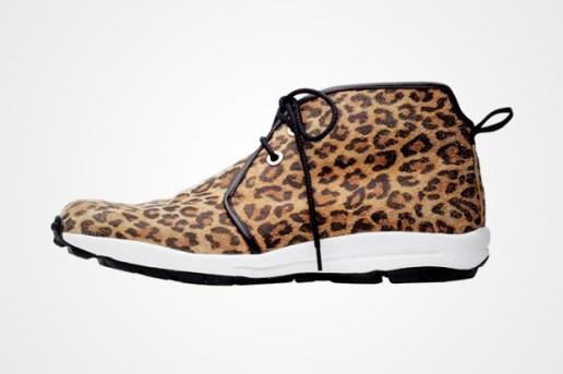 """BUCCHUS """"Leopard"""" Sneaker"""