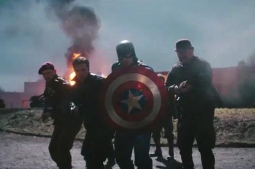 Captain America Full-Length Trailer