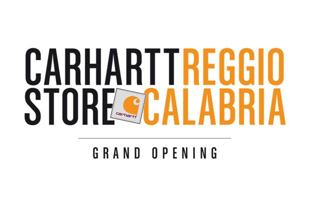 Carhartt Reggio Calabria Store Opening