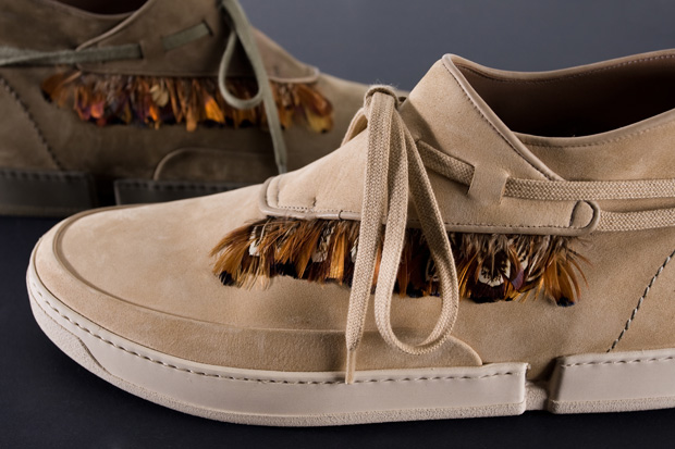 """Casbia 2011 Fall/Winter """"William"""" Shoes"""