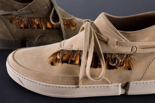 "Casbia 2011 Fall/Winter ""William"" Shoes"