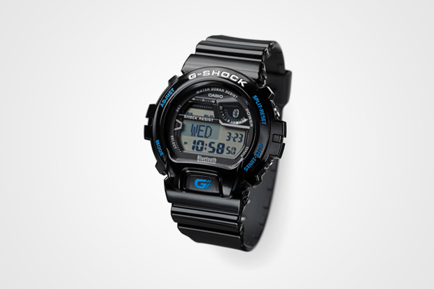 Casio Bluetooth Low Energy G-Shock