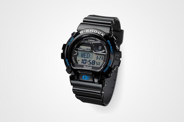 Casio Bluetooth Low Energy G-Shock