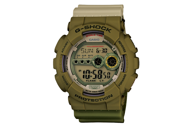 Casio G-Shock GD-100PS-3JR