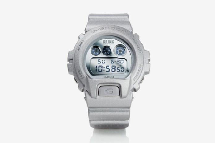 KRINK x Casio G-Shock DW6900KR-8 Watch