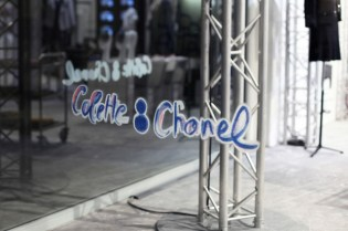 Chanel and colette Meet in Rue Saint Honore Event Recap