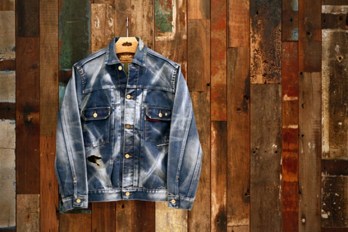 CLOT x Levi's Nevada Trucker Jacket