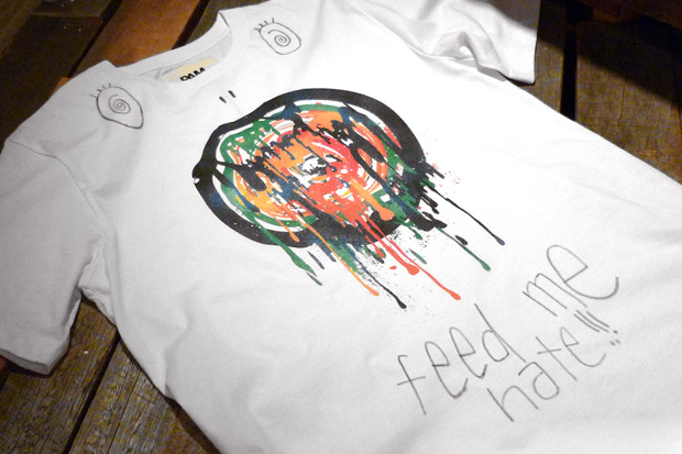 CLOT x PAM x Someday Silent Auction Tees for Japan Red Cross