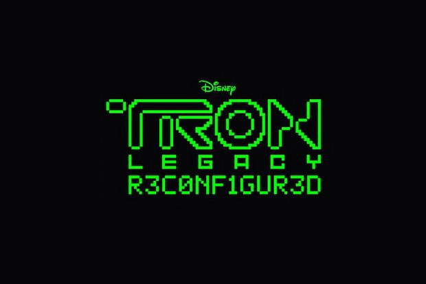 Daft Punk - TRON: Legacy R3CONFIGUR3D
