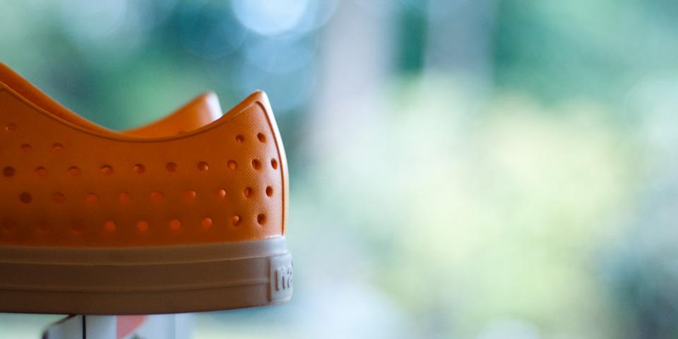 Damian Van Zyll De Jong: Native Shoes