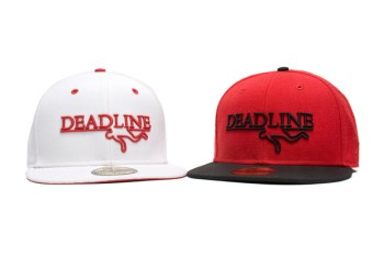 Deadline x Hall of Fame New Era 59FIFTY Fitted Cap
