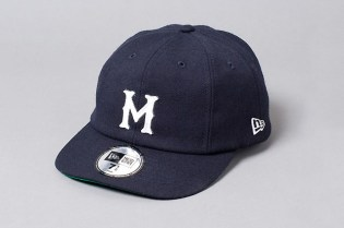 Deluxe x New Era Snapback Cap