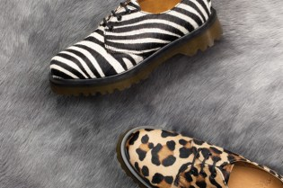 "Dr. Martens 1461 3-Eye ""Animal Pack"""