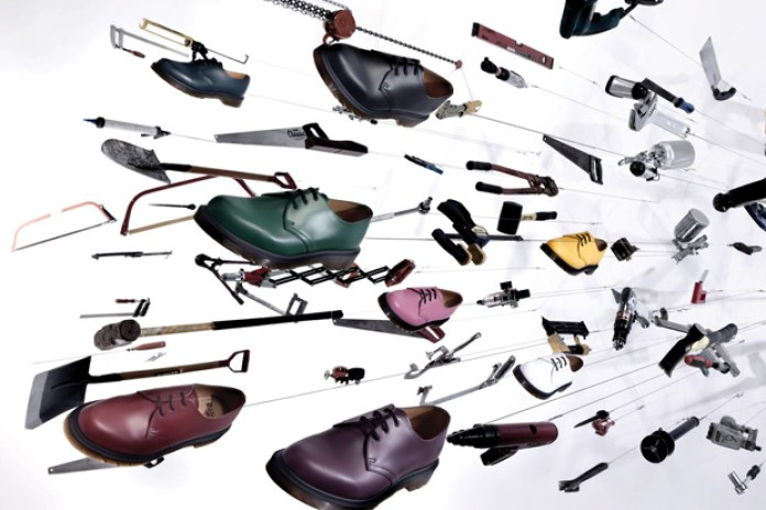 Dr. Martens Made in England 1461 3-Eye Pack