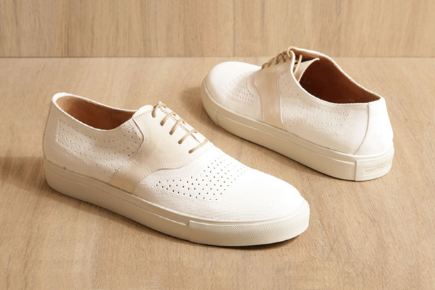 Dries Van Noten Lace-Up Sneakers
