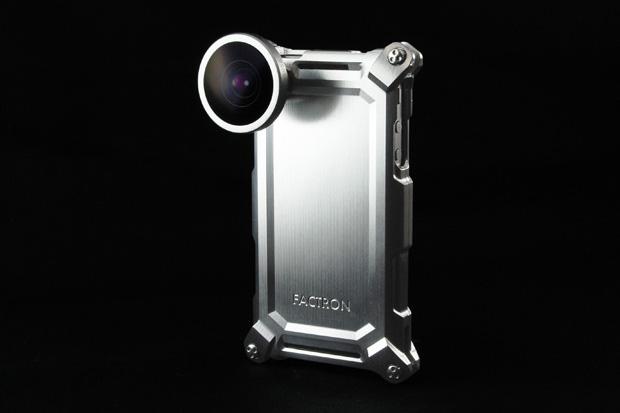 FACTUS DESIGN iPhone 4 Quattro HD Case