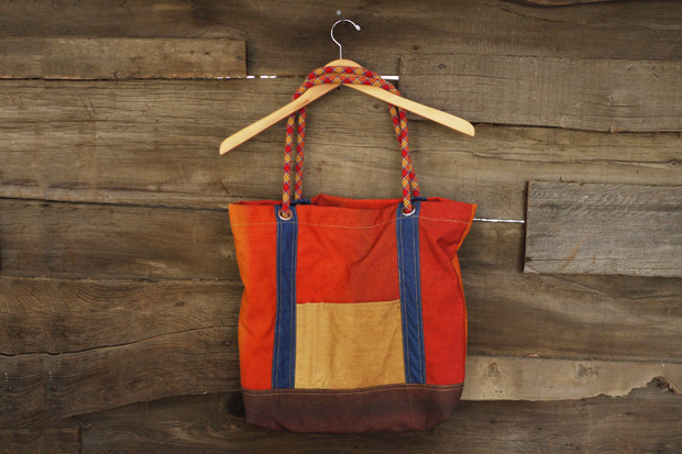 Farm Tactics for Levi's Tote Bags