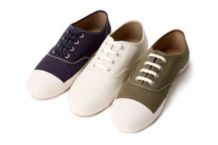 Fred Perry Wardour Canvas Shoe