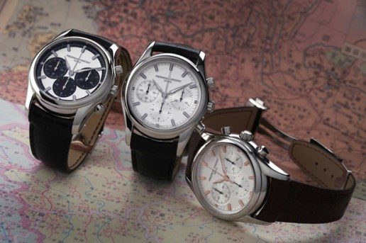 Frederique Constant Vintage Racing Collection