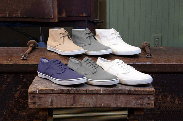 Freemans Sporting Club x PF Flyers Collection