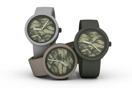 Fullspot O Clock Camouflage Series
