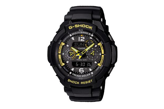 Casio G-Shock G-Aviation GW3500B-1A Watch